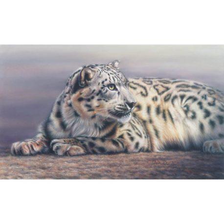Snow-Leopard-print